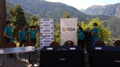 FEDA se suma al projecte solidari Ronda per la Infància