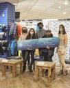 La Ronda per la infància reparteix més de 8.000 euros a AINA i Toubabs